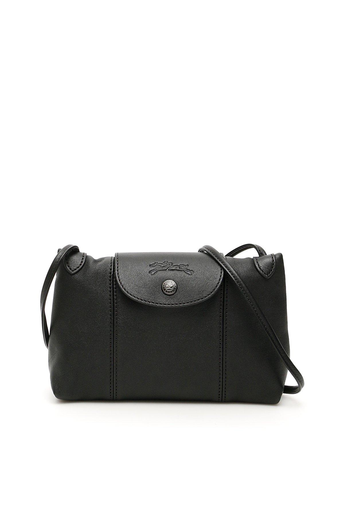 Longchamp mini bag a tracolla le pliage cuir