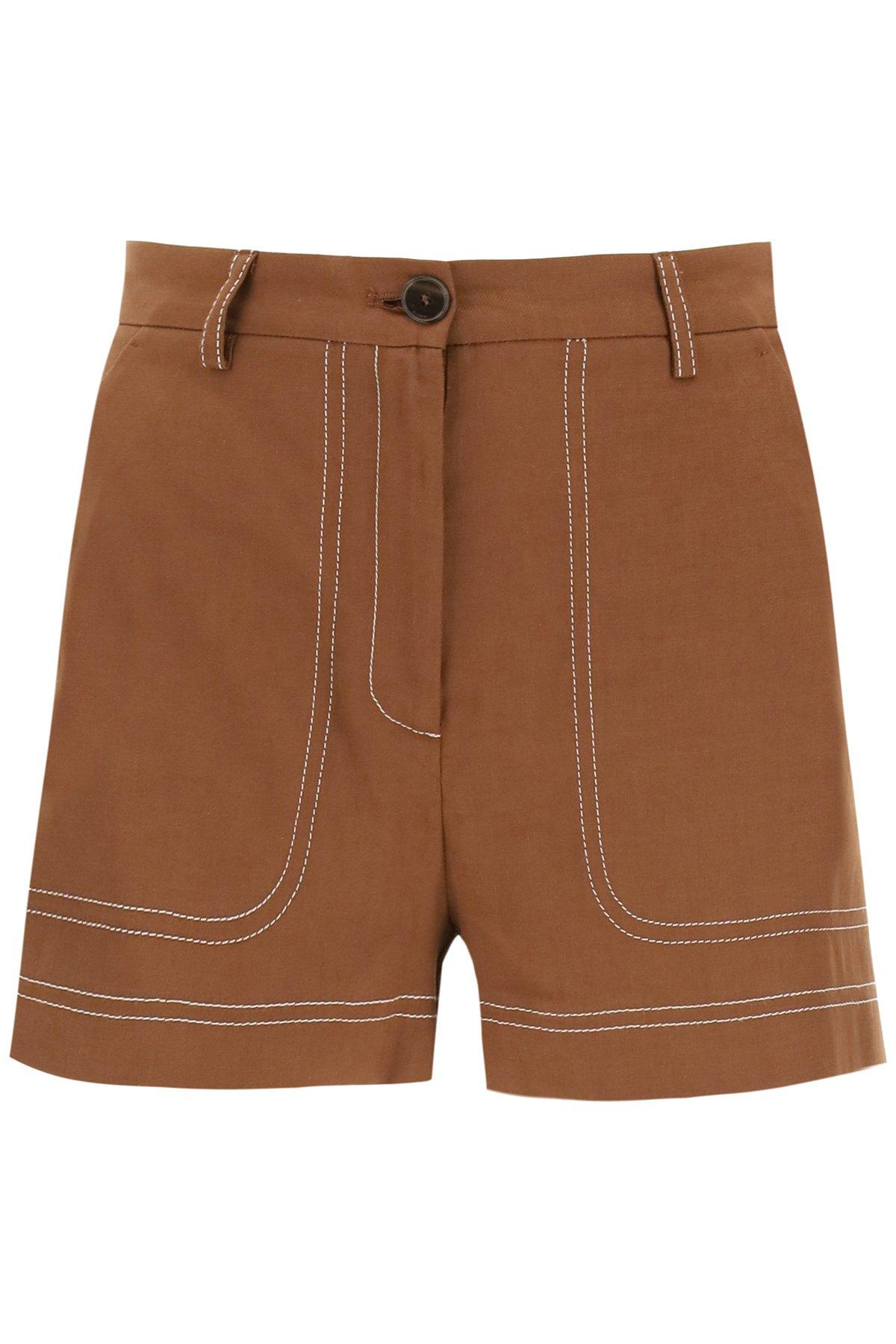 Pinko short in cotone