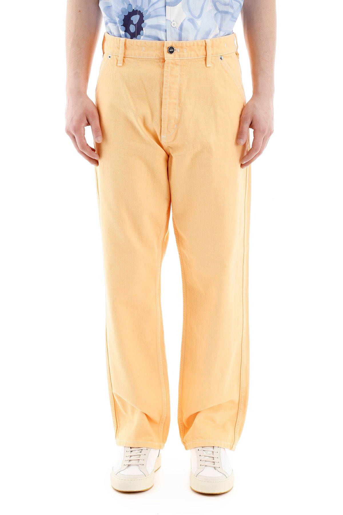 Jacquemus jeans le de nimes soleil