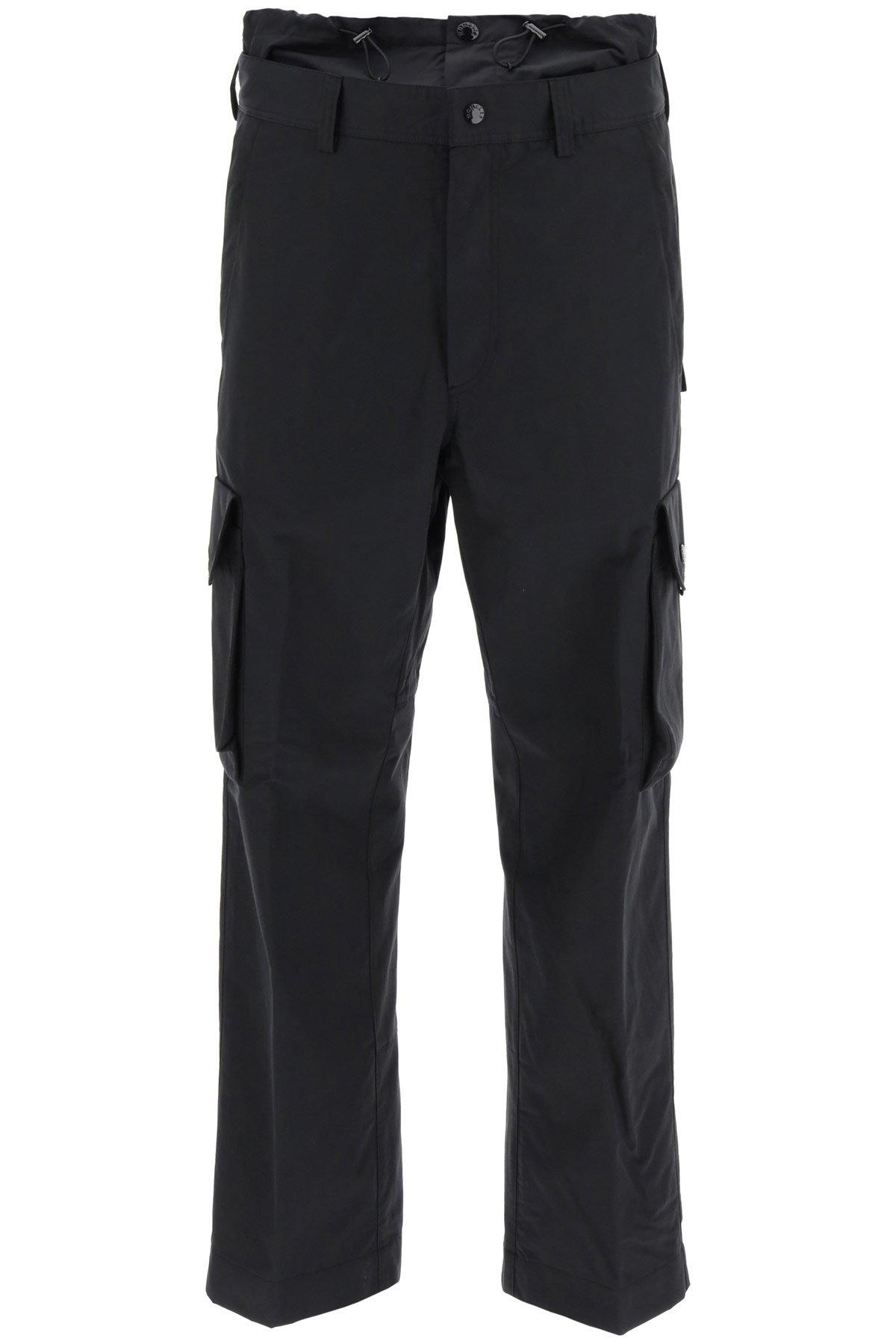 Moncler x jwanderson pantaloni cargo moncler genius 1