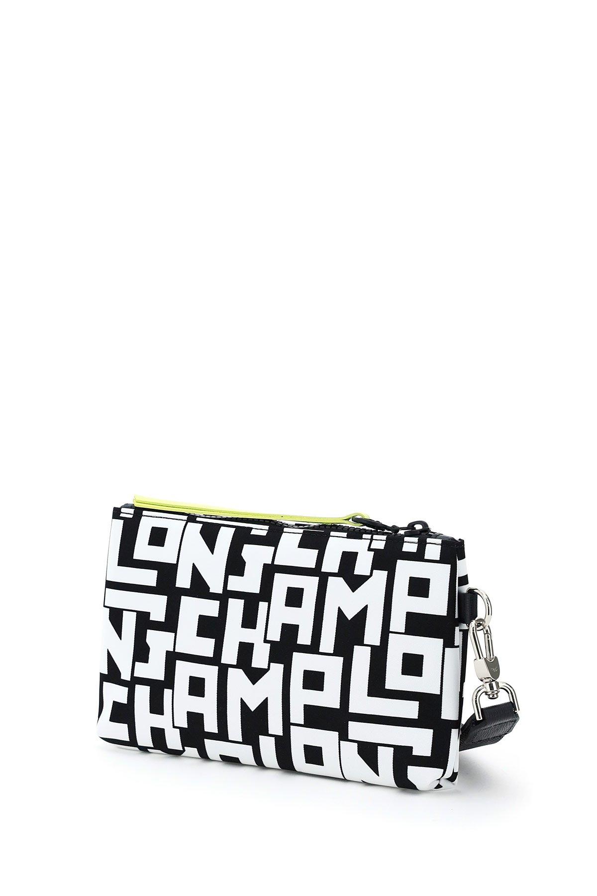 Longchamp pouch le pliage lgp logo
