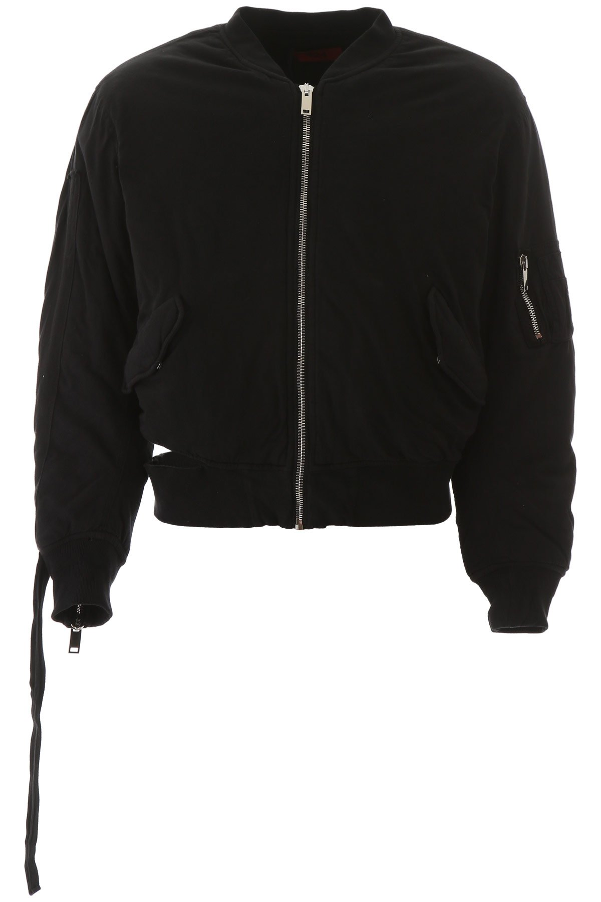 424 bomber con cut-out