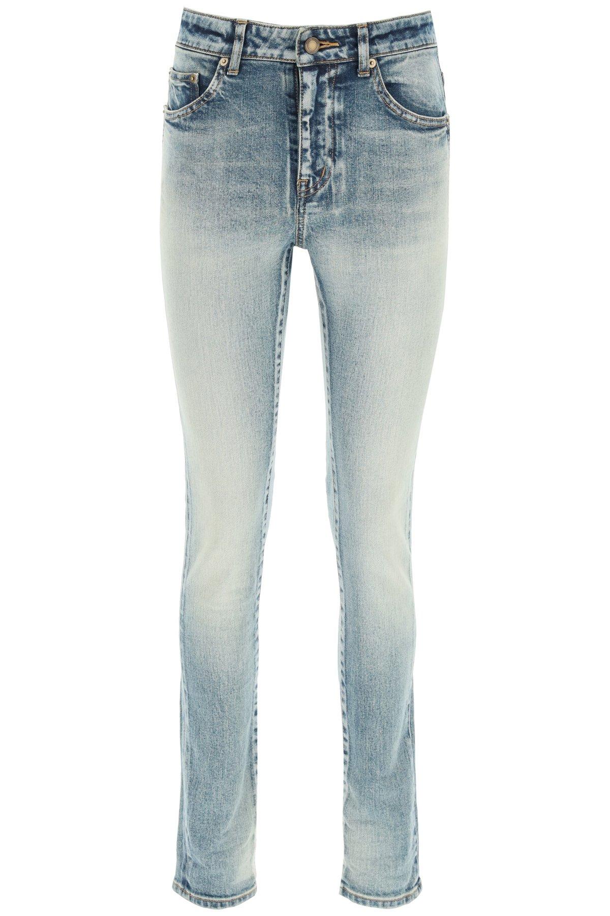 Saint laurent jeans denim skinny
