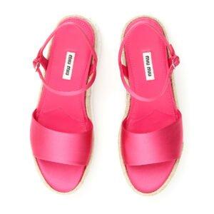 Miu miu sandali raso
