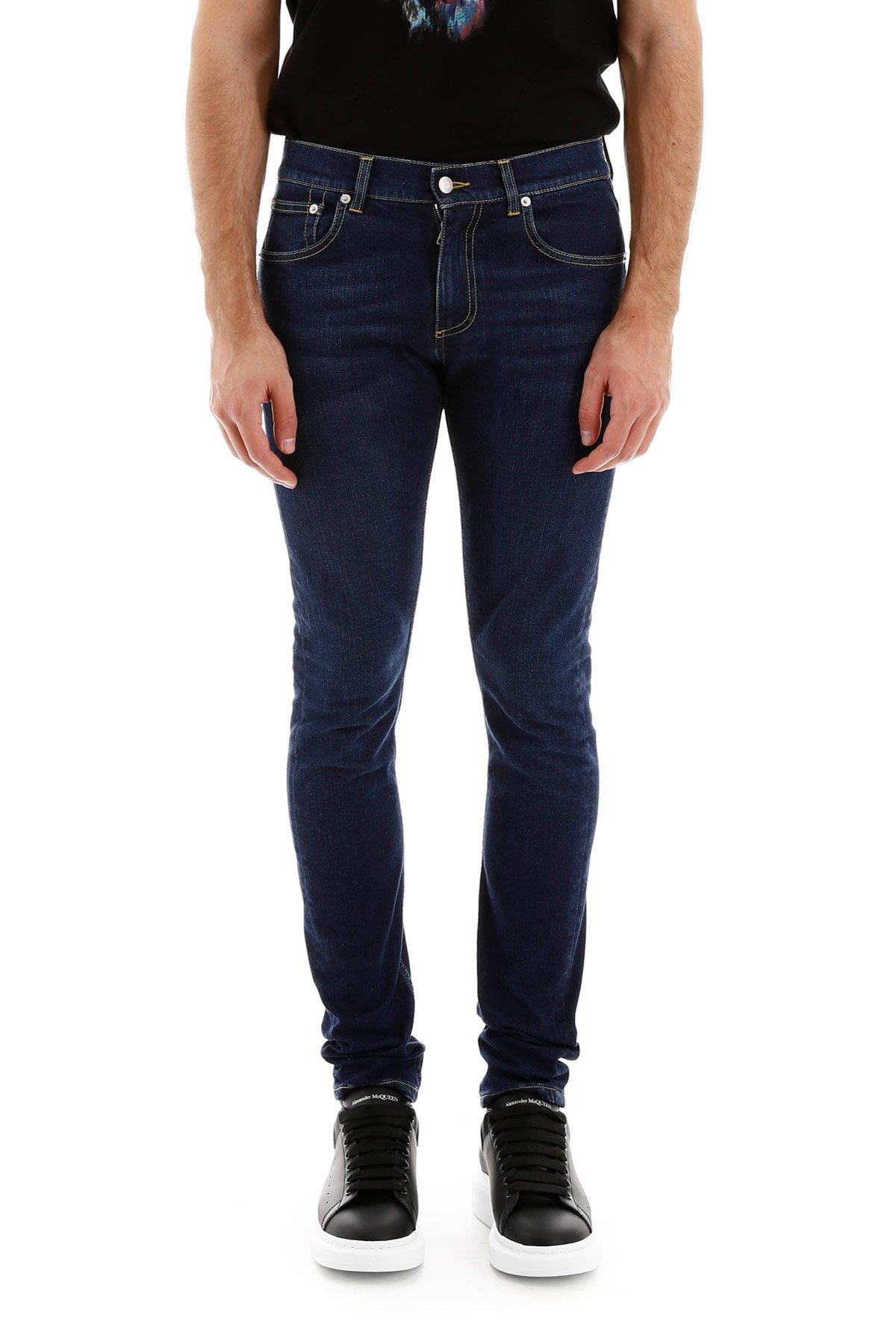 Alexander mcqueen jeans skinny