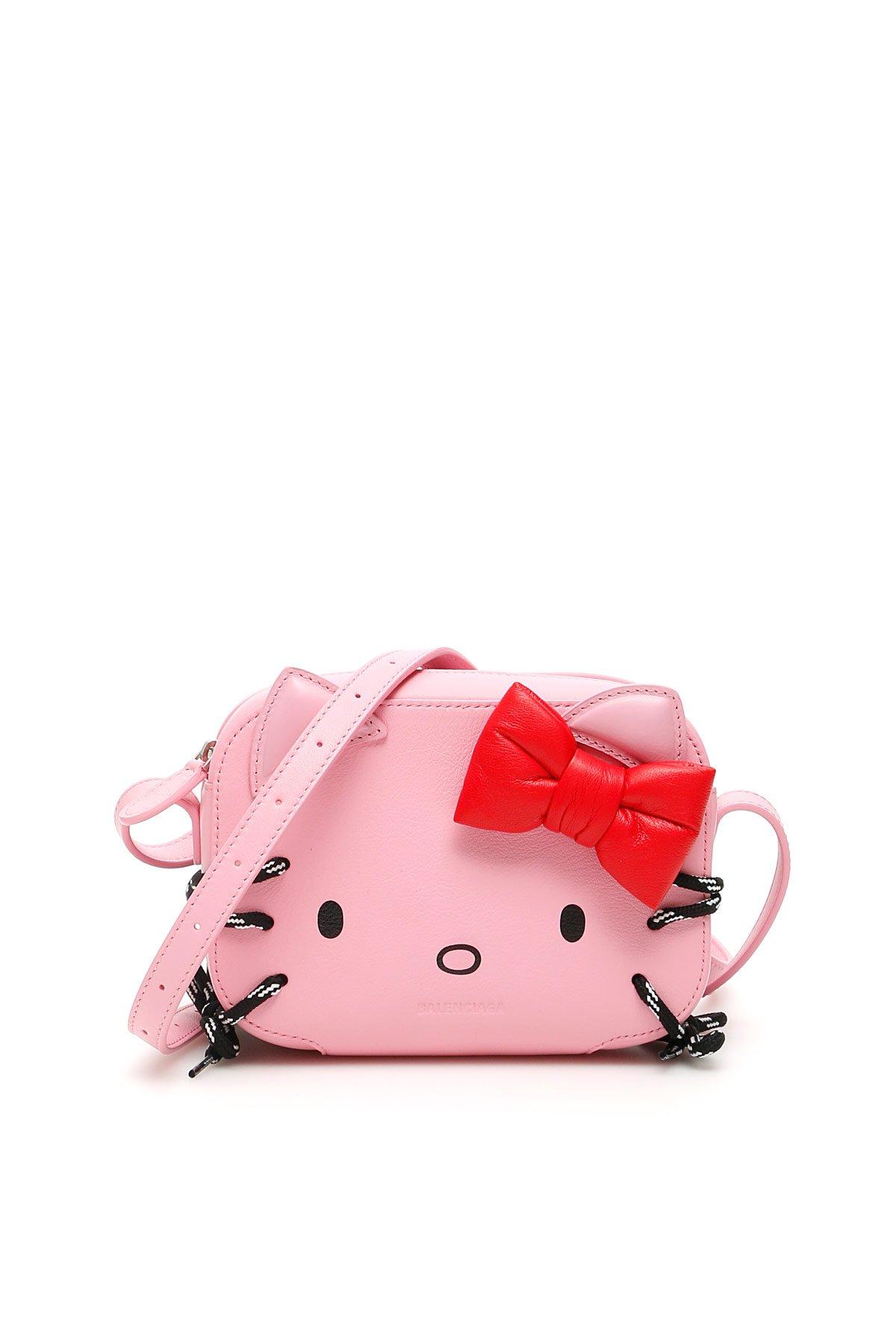 Balenciaga camera bag xs hello kitty