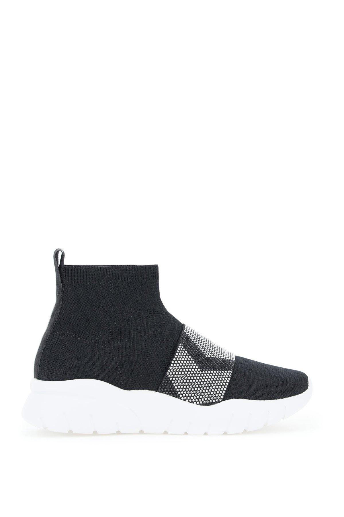 Bally sneakers socks crystal brixie