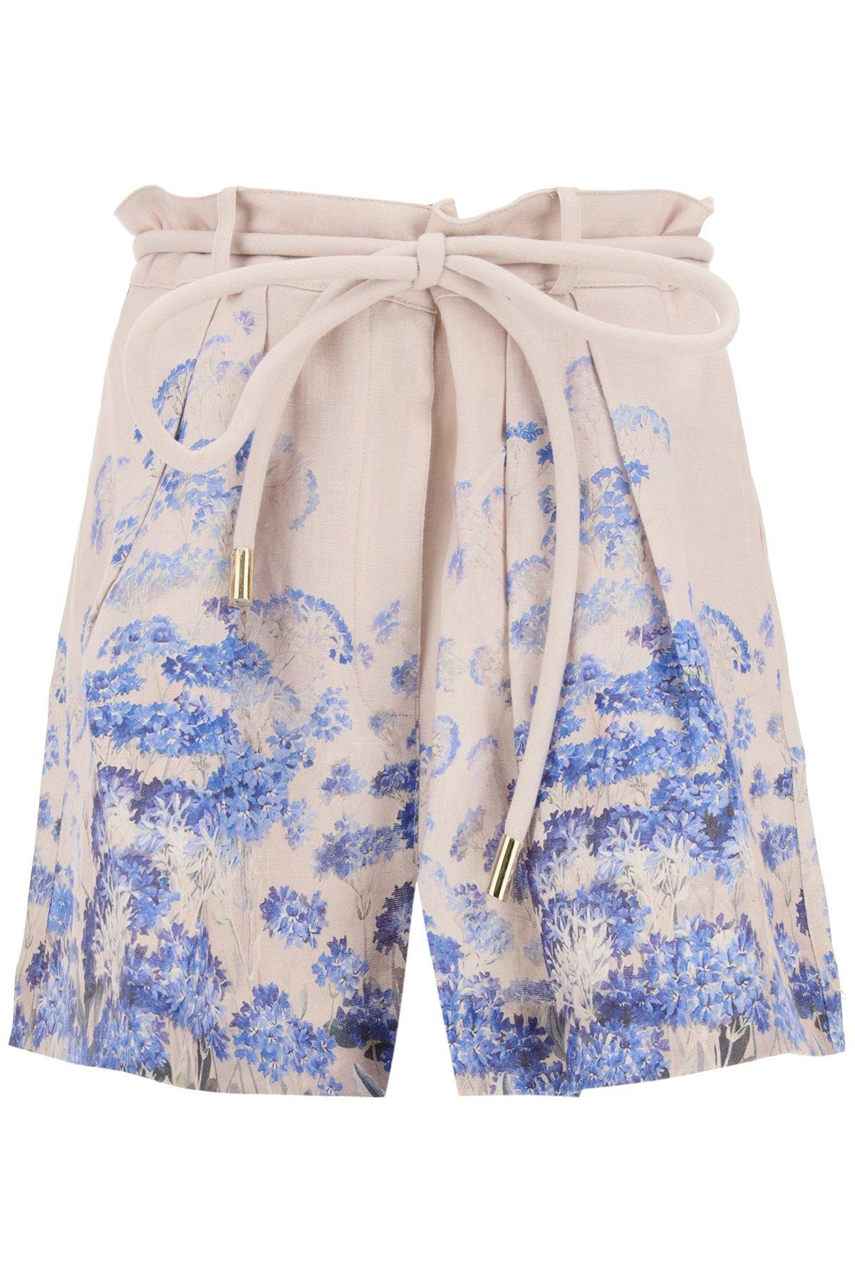 Zimmermann shorts luminous in lino