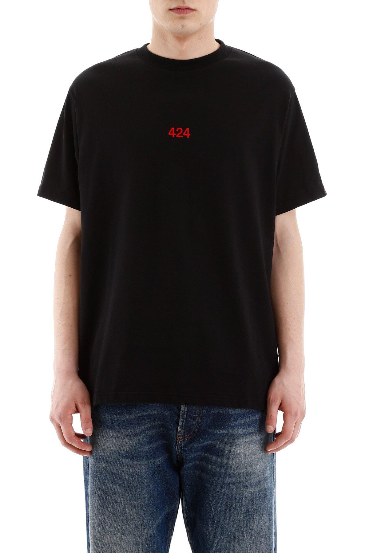 424 t-shirt logo