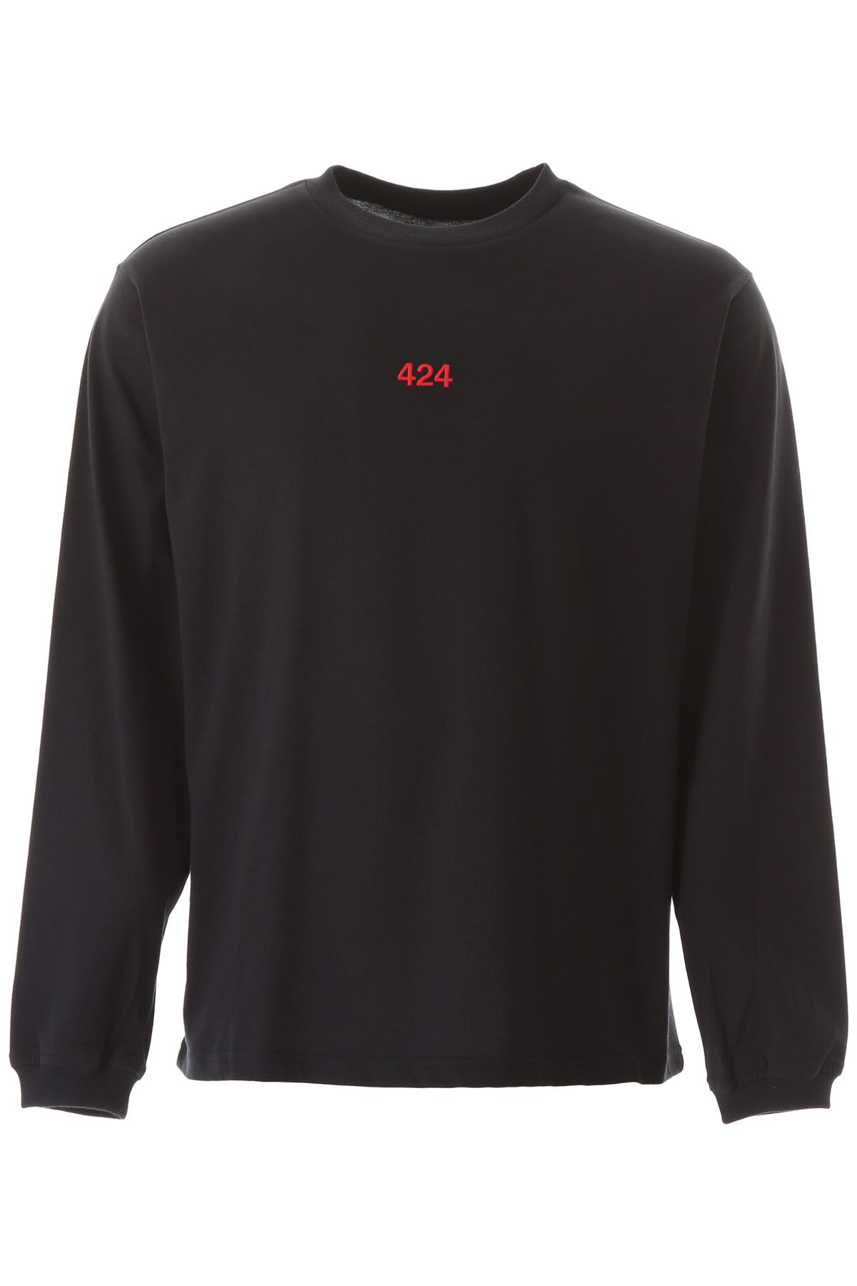 424 t-shirt manica lunga 424