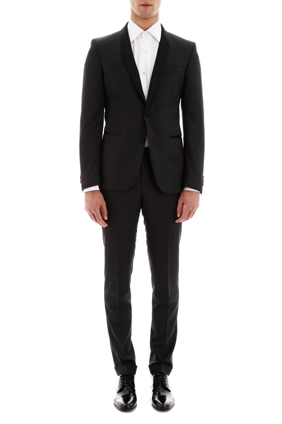Cc collection corneliani abito smoking suit