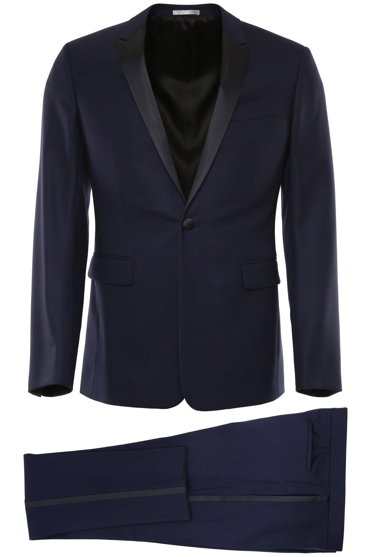 Dior tuxedo suit