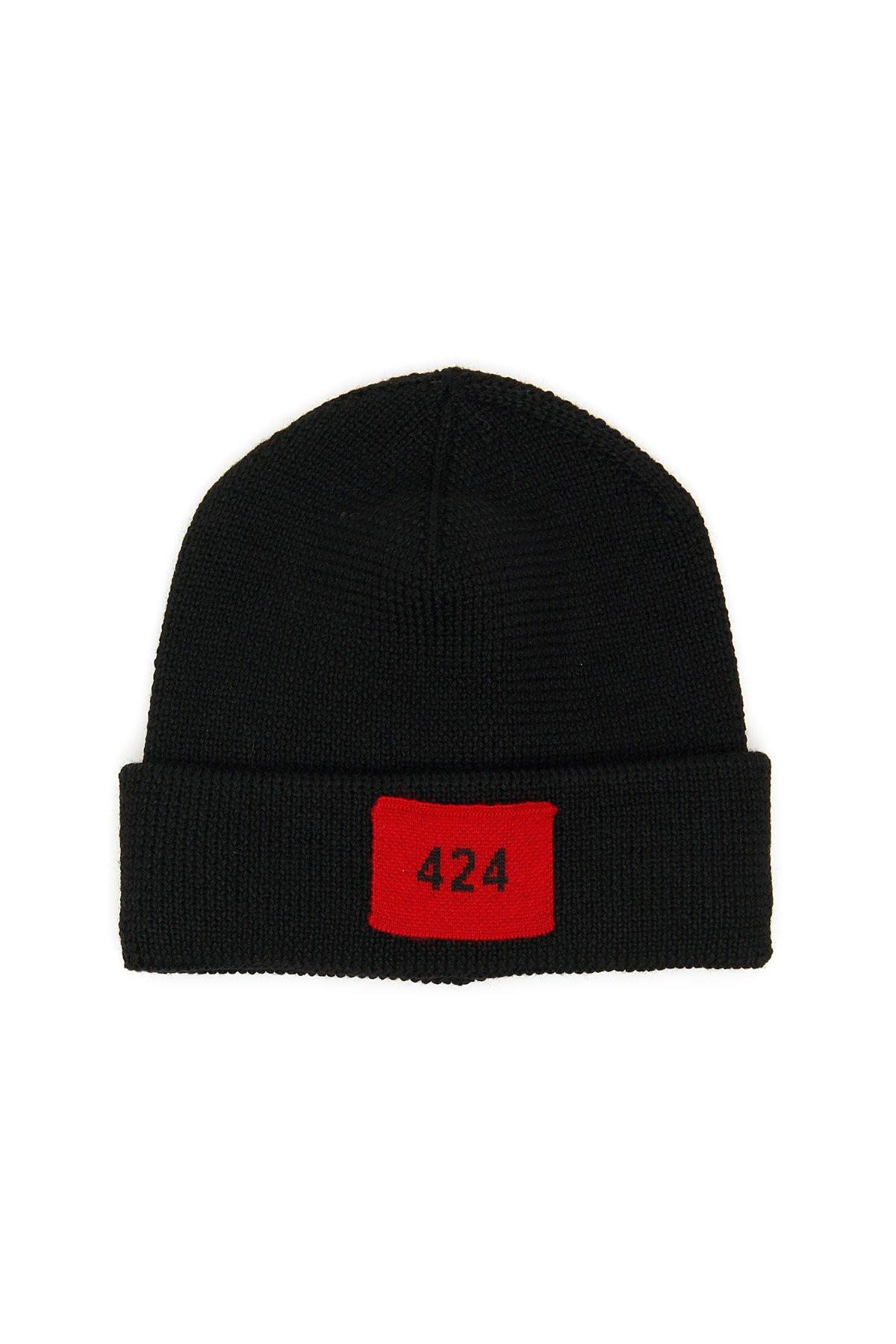 424 cappello tricot 424