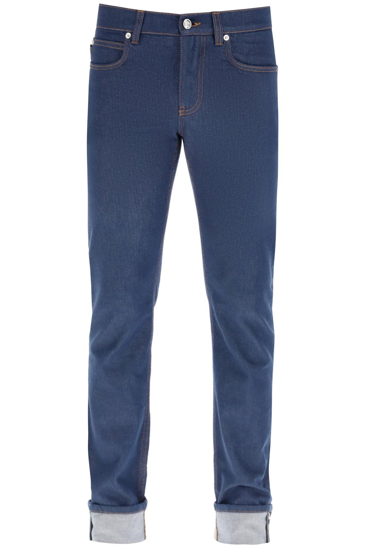 Versace jeans taylor fit con greca