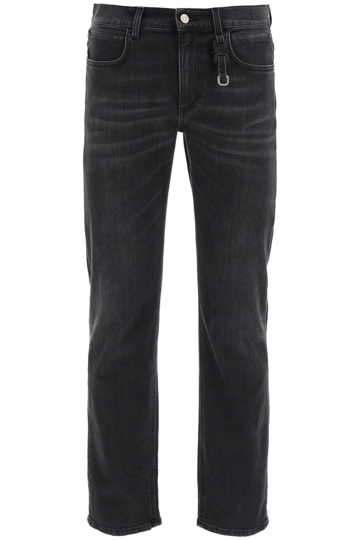 1017 alyx 9sm jeans con fibbia