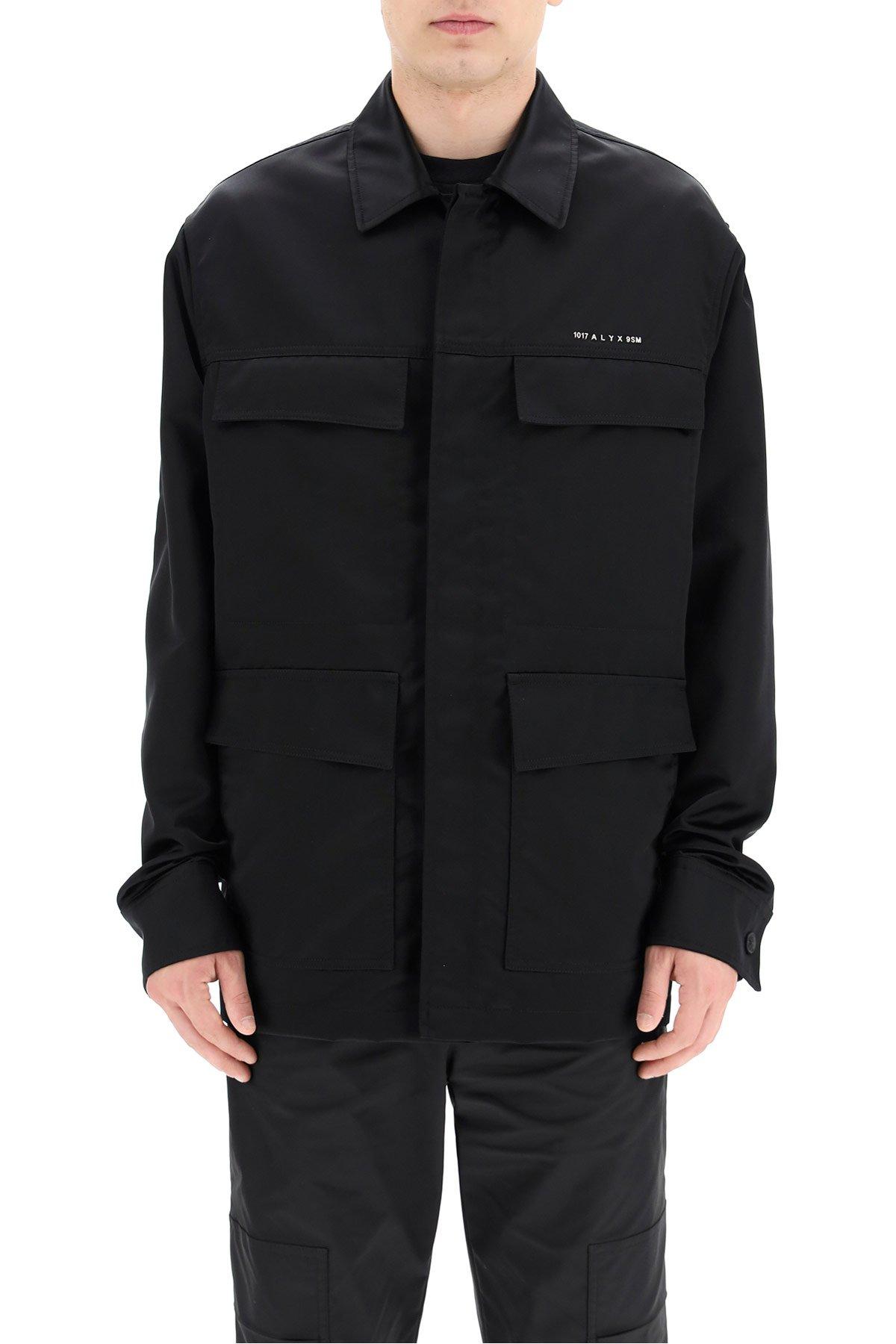 1017 alyx 9sm giacca a vento nylon