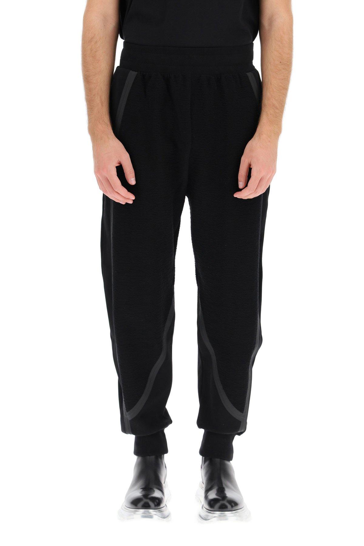 A cold wall pantaloni jogger jersey textured