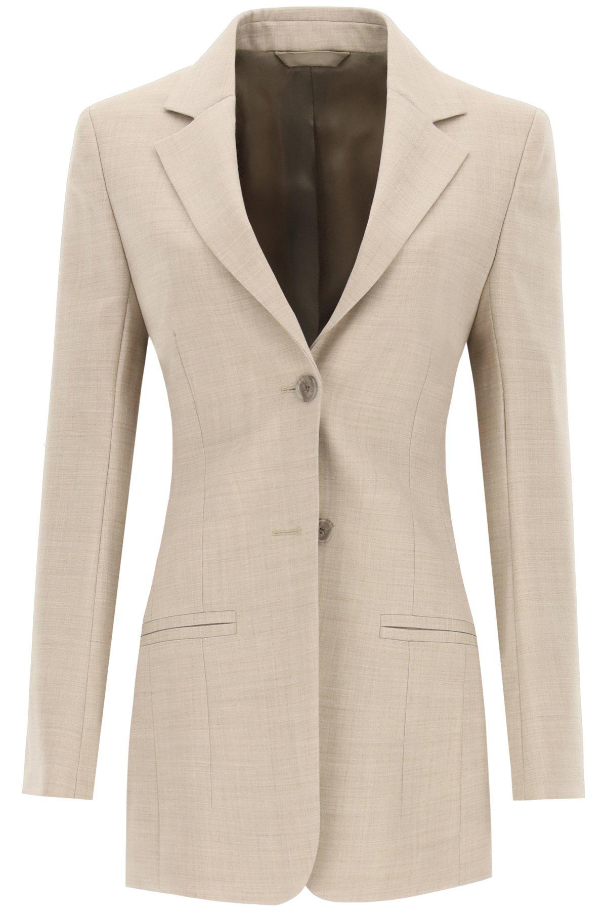 Acne studios giacca in lana