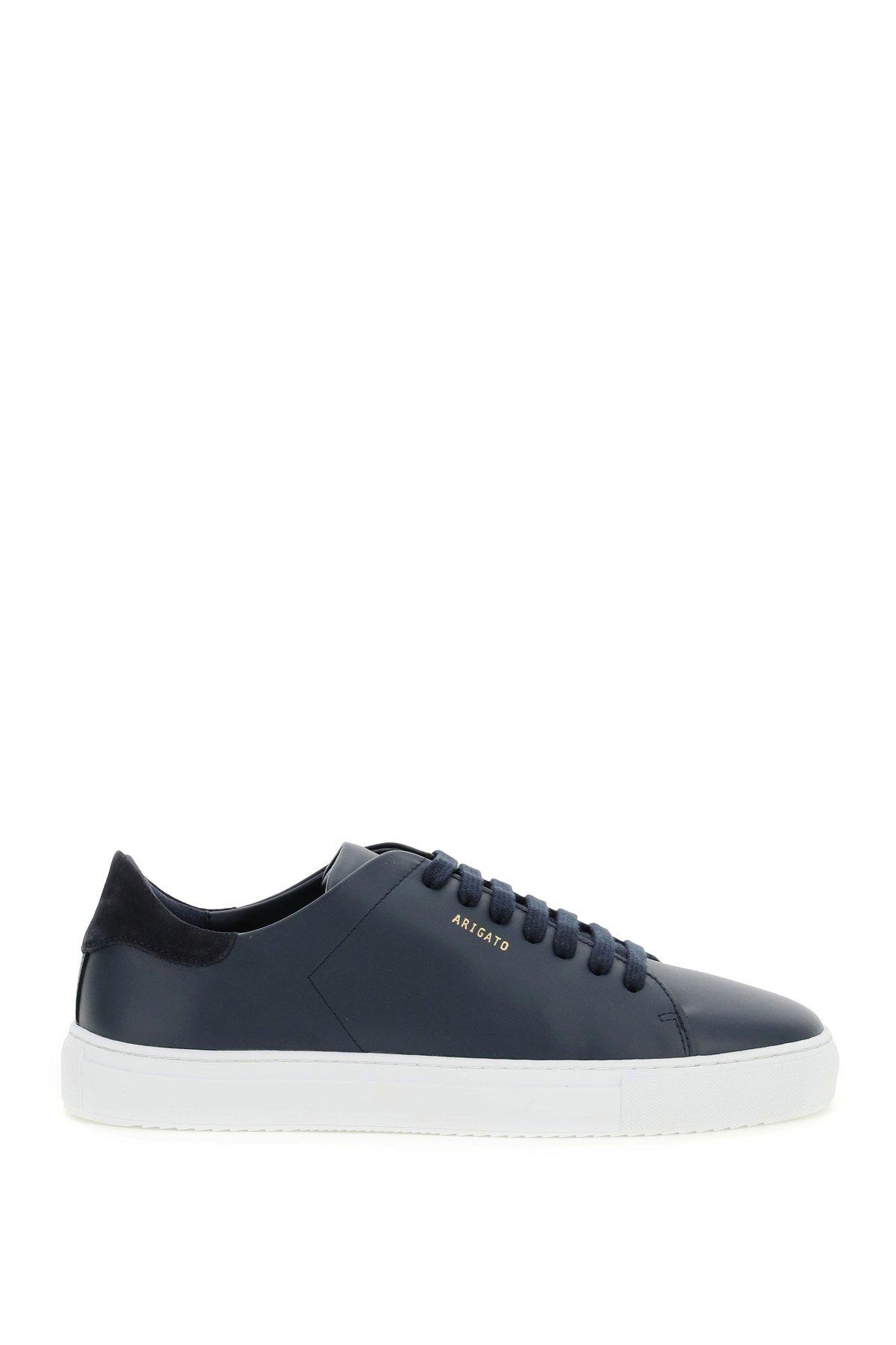 Axel arigato sneakers in pelle clean 90 contrast