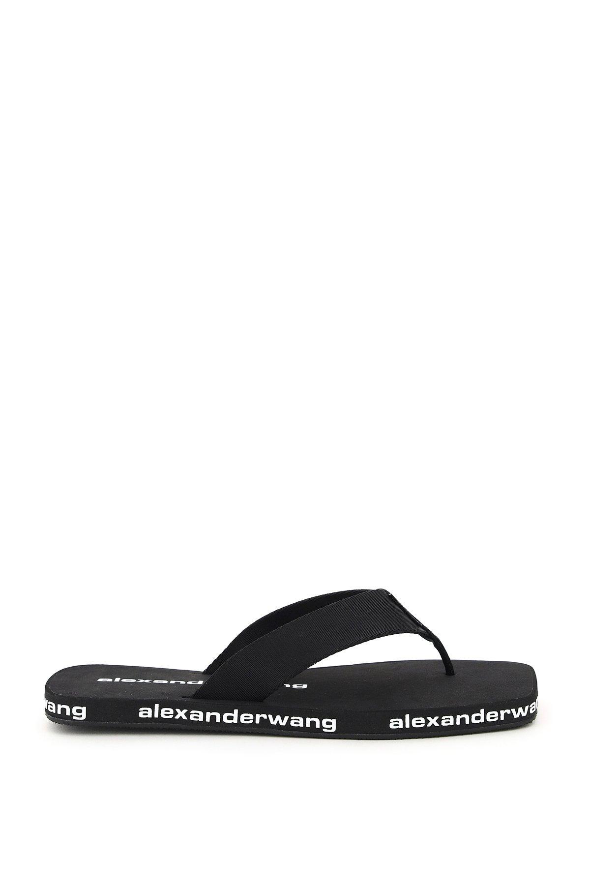 Alexander wang infradito in nylon