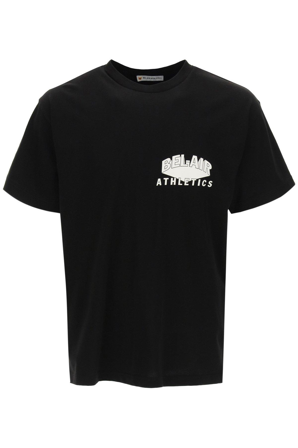 Bel-air athletics t-shirt arch logo