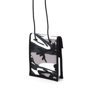 Balenciaga pouch camouflage econyl strap explorer