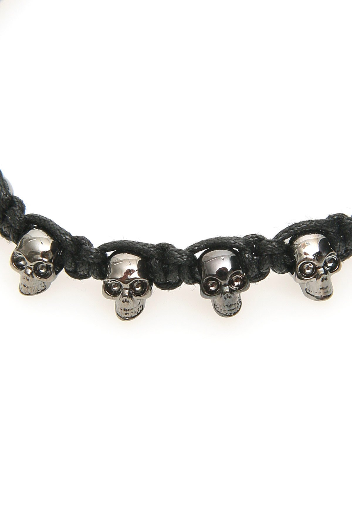 Alexander mcqueen bracciale skull friendship