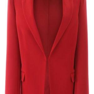 Balenciaga suspended shoulder blazer