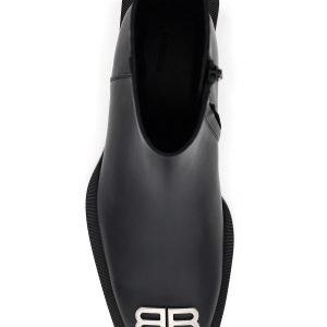 Balenciaga stivaletti rim logo bb