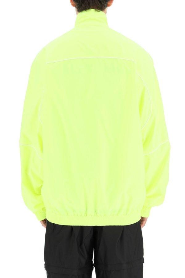 Balenciaga jacket tracksuit in popeline tecnico con zip