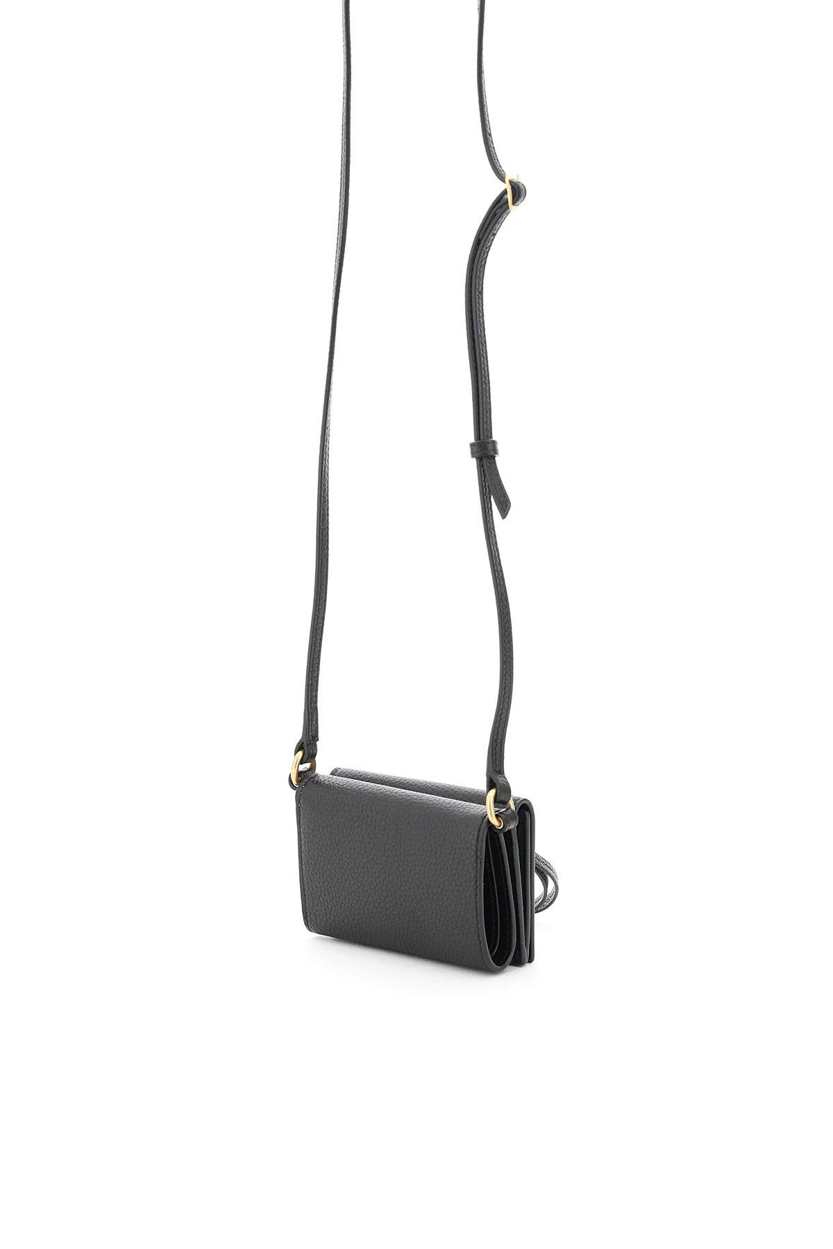 Balenciaga micro bag neo classic mini wallet