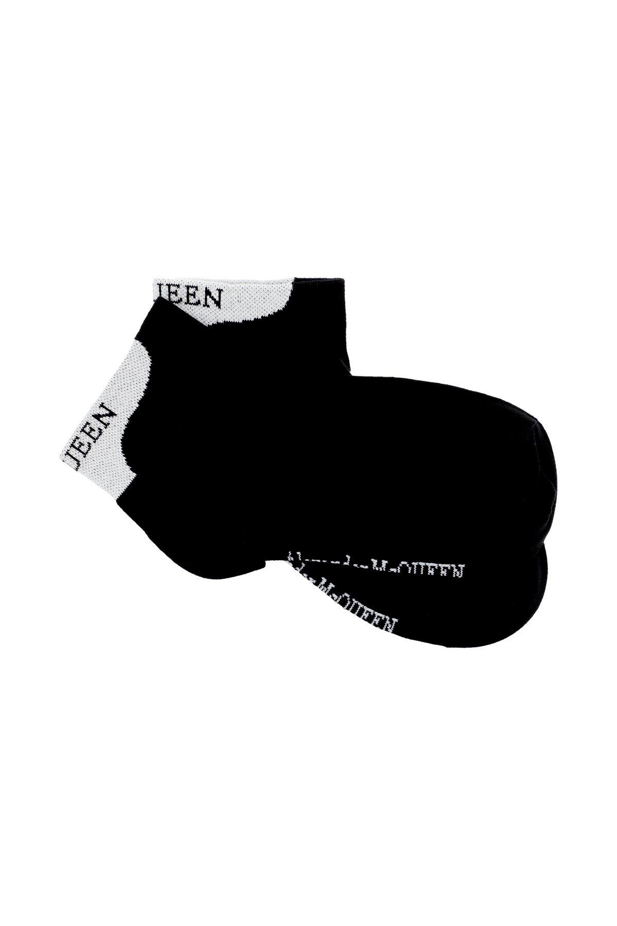 Alexander mcqueen calzini branding