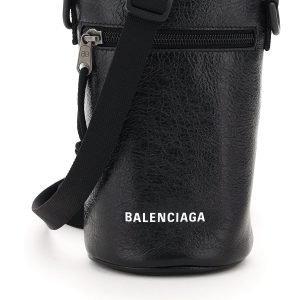 Balenciaga mini bag explorer bottle hold