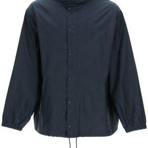Balenciaga rain jacket languages in nylon