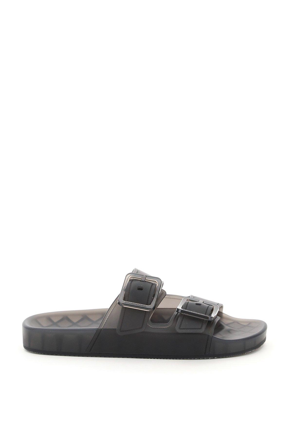 Balenciaga sandali in gomma mallorca