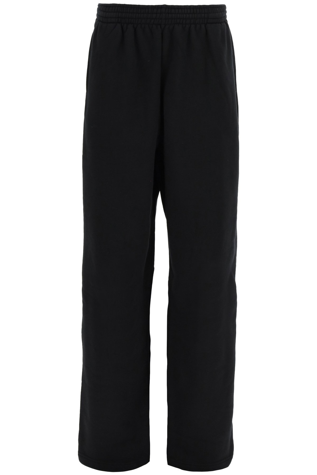 Balenciaga pantaloni baggy in felpa pesante