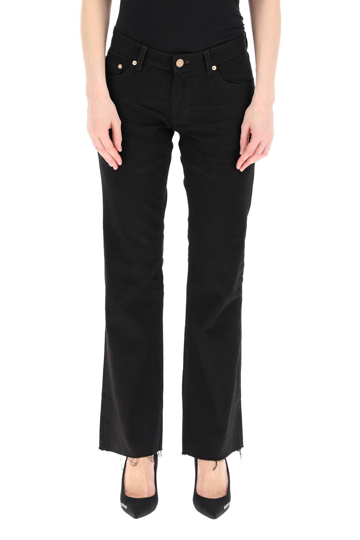 Balenciaga jeans svasati a cinque tasche