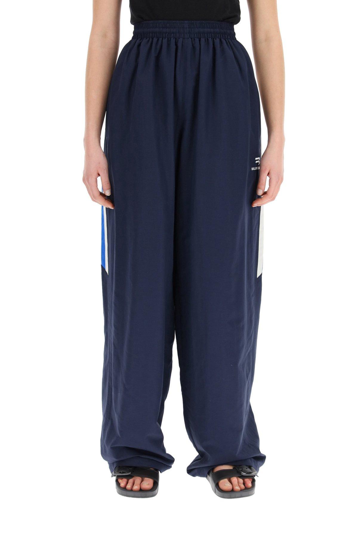 Balenciaga pantaloni tracksuit in nylon
