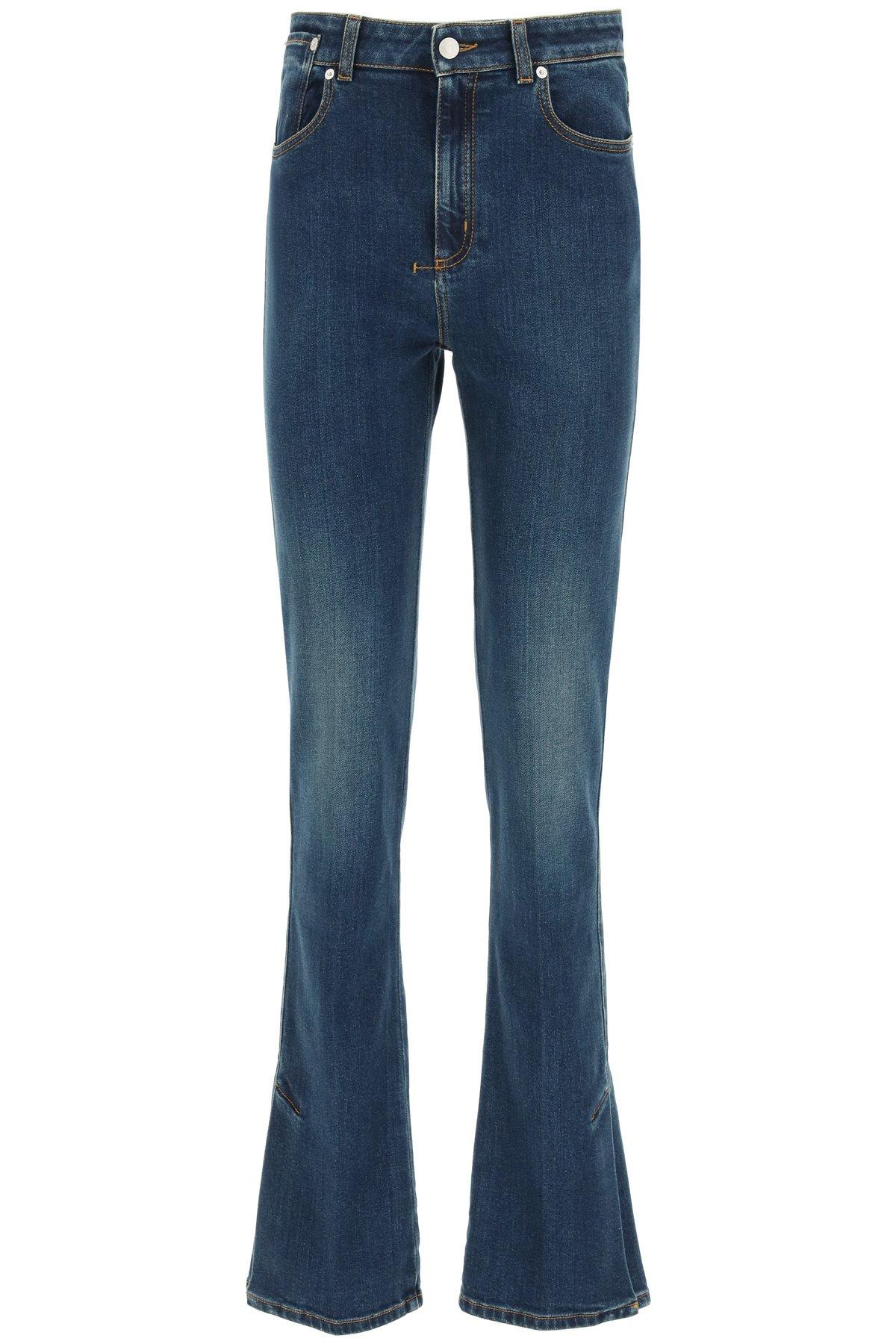 Alexander mcqueen jeans bootcut