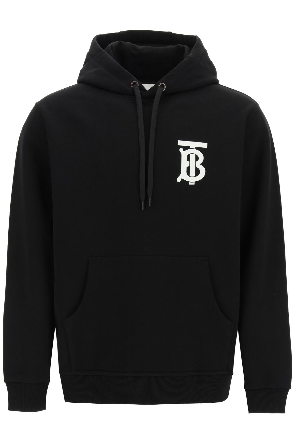 Burberry hoodie with tb monogram