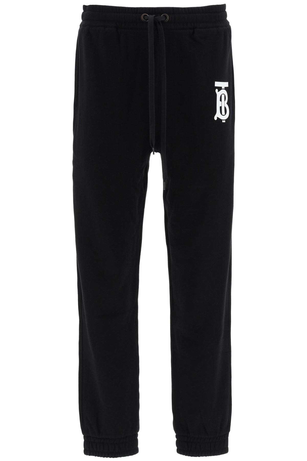 Burberry gresham jogger pants