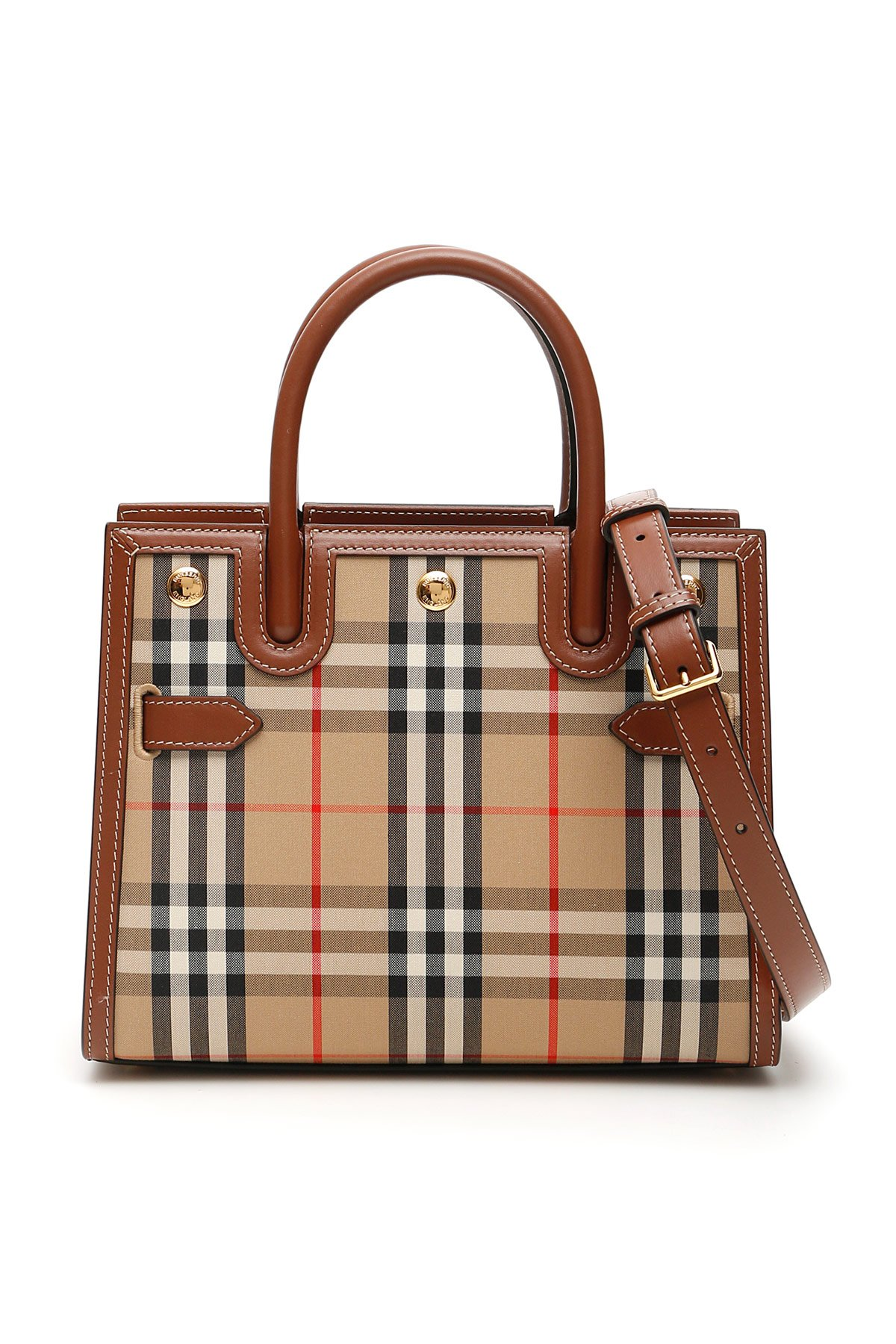 Burberry shopping check baby title