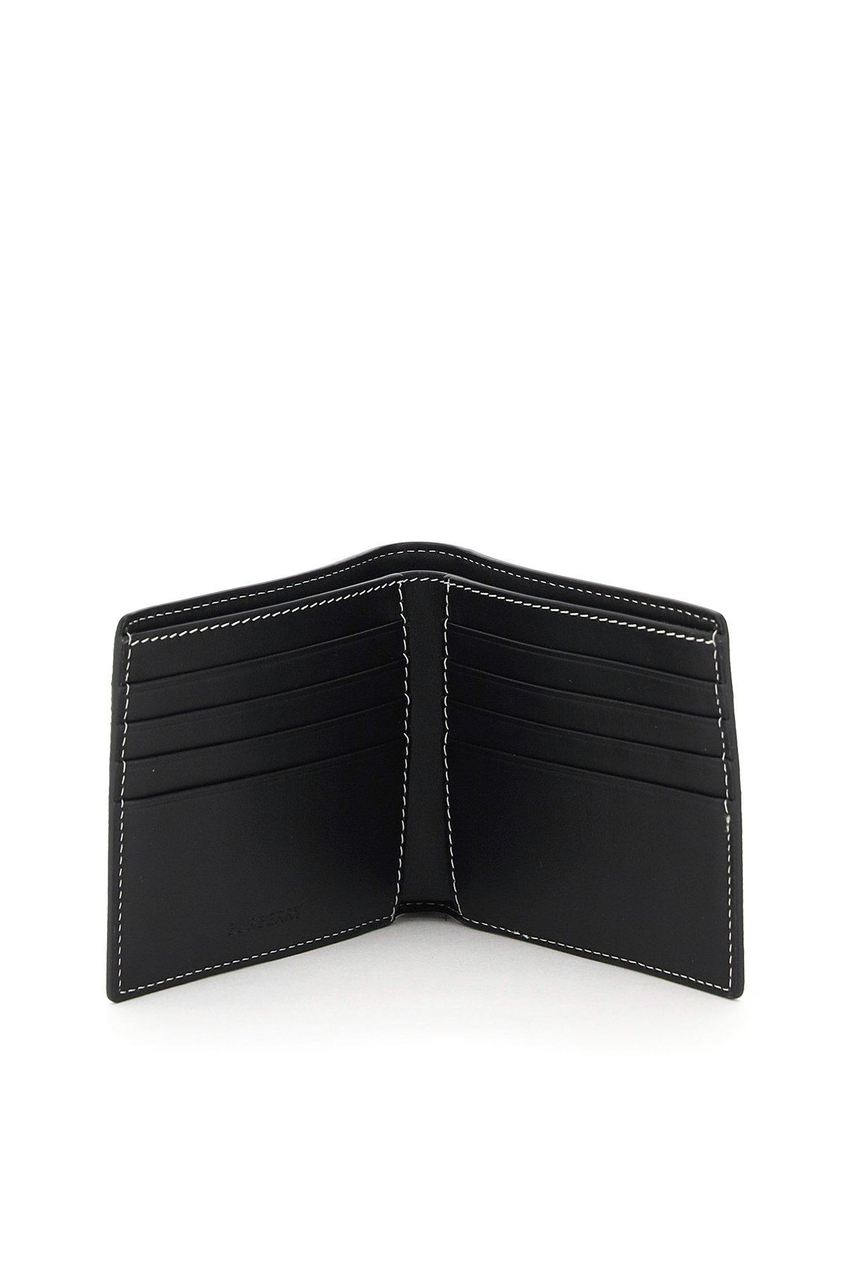 Burberry portafoglio bifold