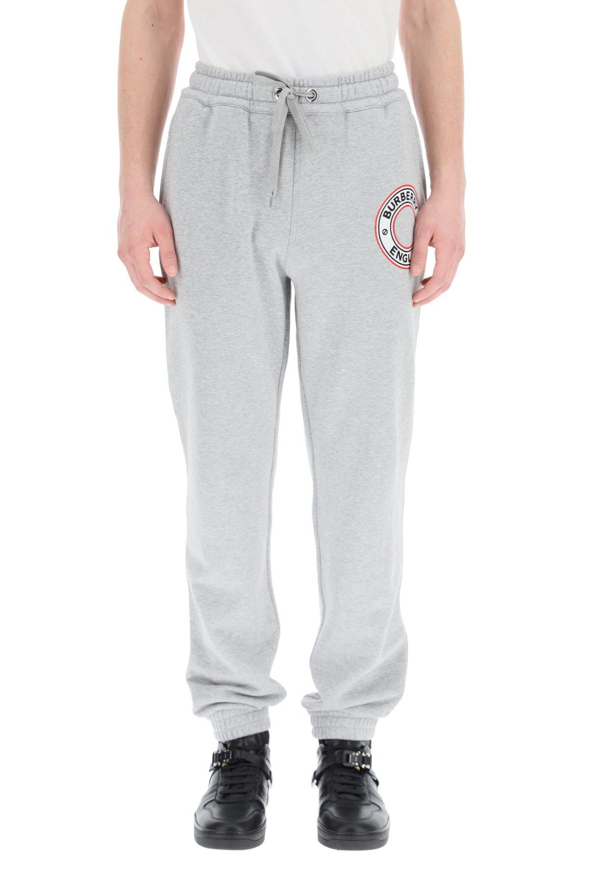 Burberry pantaloni jogger addison