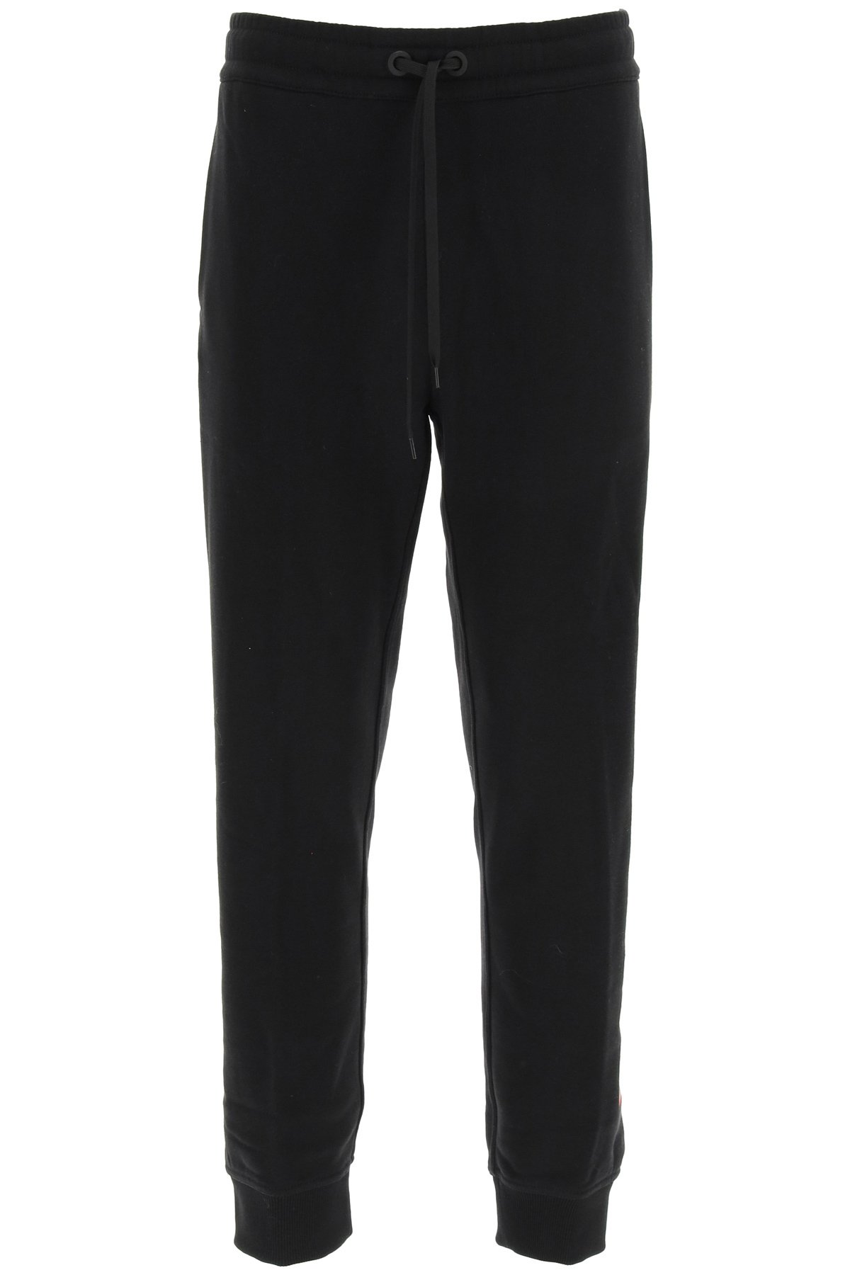 Burberry pantaloni esmee con stampa logo