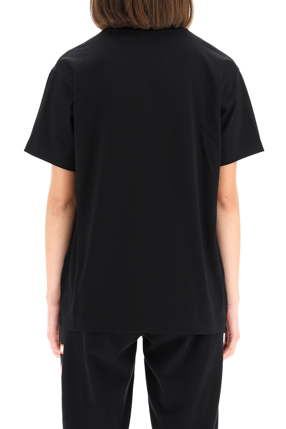 Burberry t-shirt stampa logo