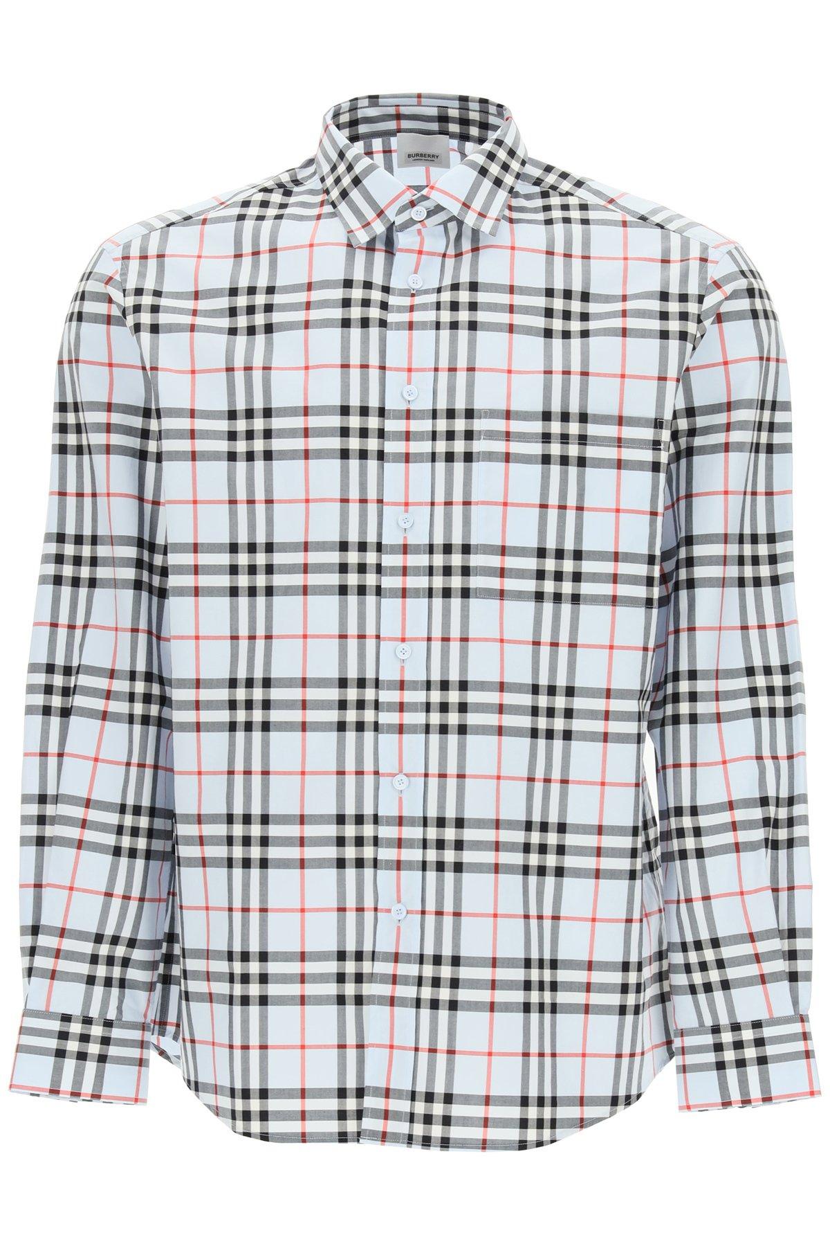 Burberry camicia chalcroft vintage check 116592