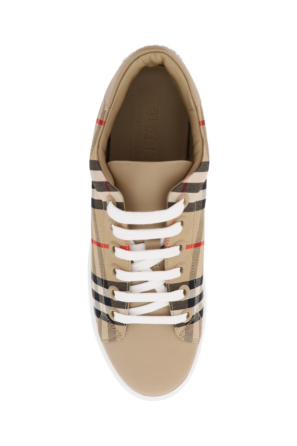 Burberry sneakers albridge