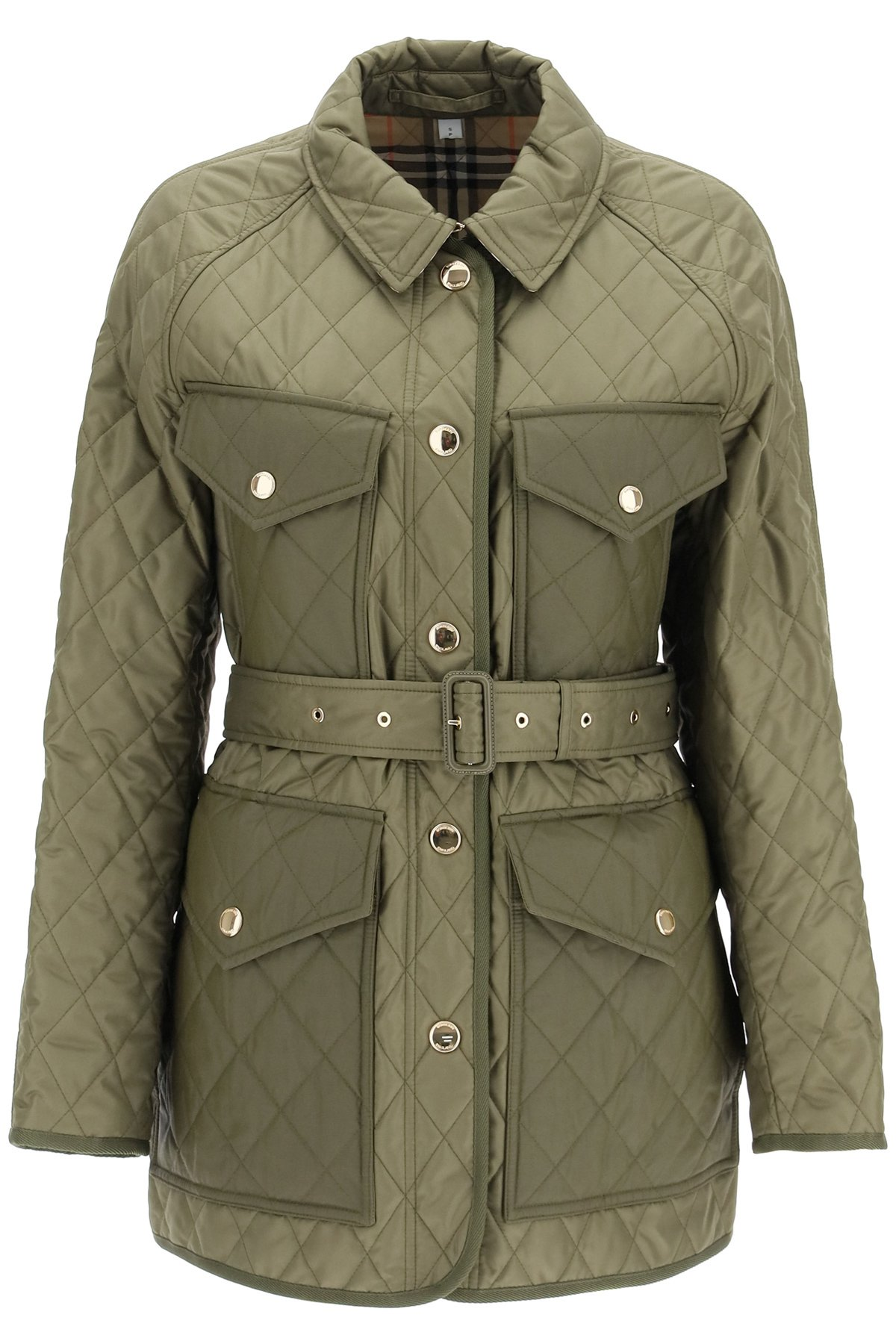 Burberry jacket kemble trapuntato