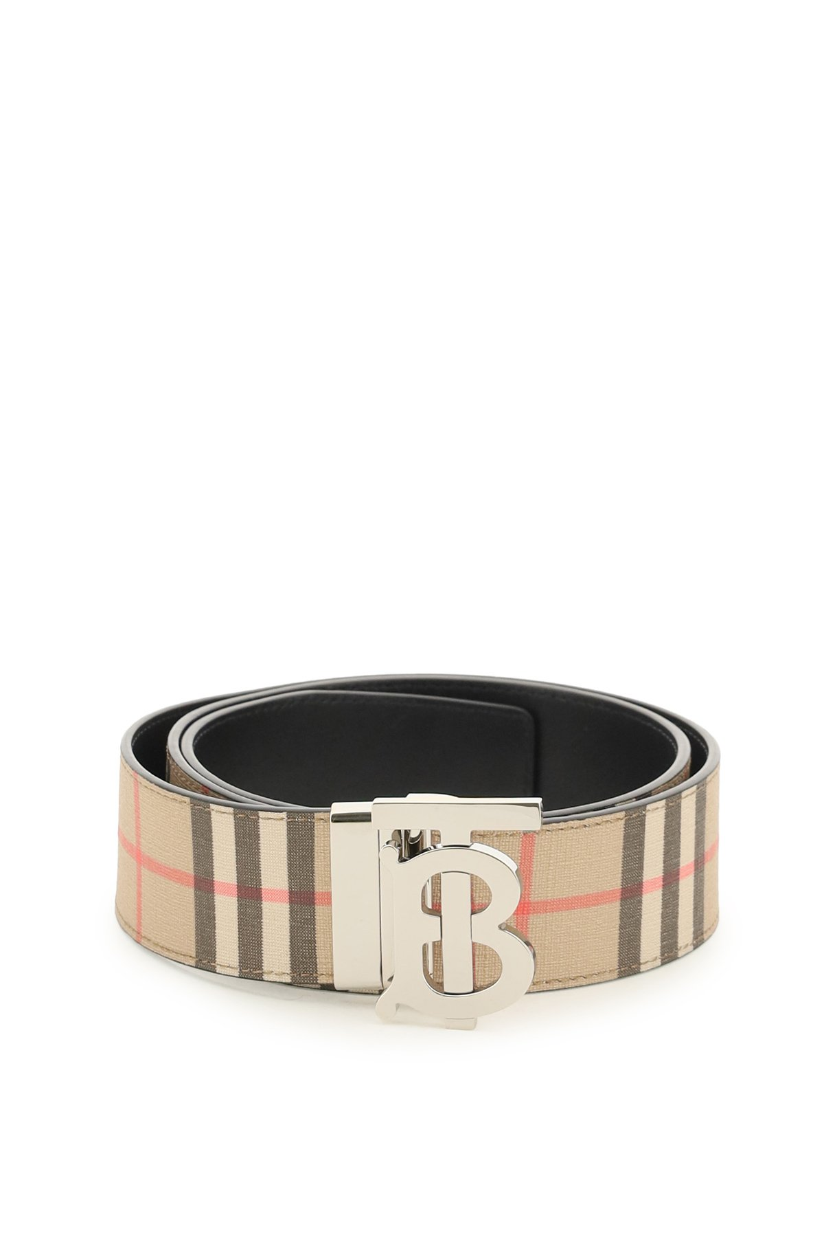 Burberry cintura tb buckle